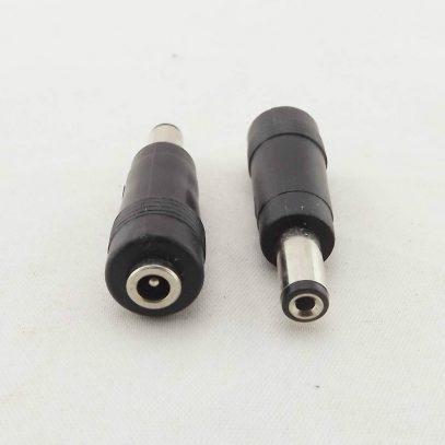 DC Power Plug Adapters Male Jack to Female Plug