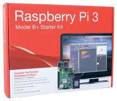 Raspberry Pi 3 Model B + Starter Pack