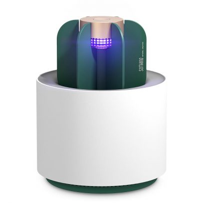 Xiaomi Sothing Cactus Mosquito Killer Light Electric USB UV Light Mosquito Repellent Trap Smokeless Odorless Outdoor Insect Killer Lamp