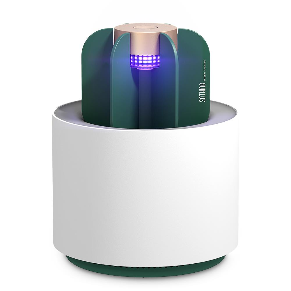 USB Electric LED Mosquito Killer Lamp Repellent Insect Killer Lamp Trap UV Light