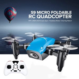 S9 Foldable Pocket Drone With HD Camera