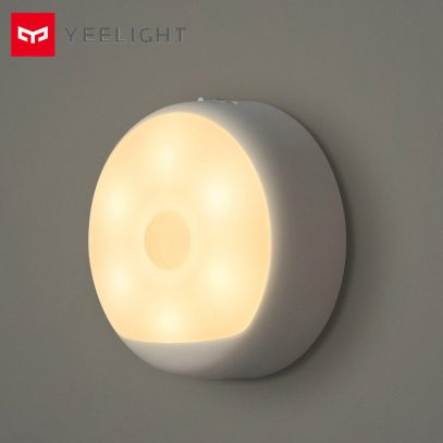 LED Night Light With Motion Sensor